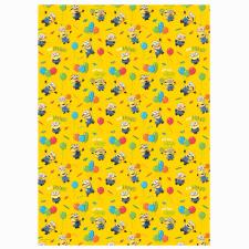 Minions 2m Roll Wrap  sc 1 st  Character Brands & Gift Wrapping - Character Brands