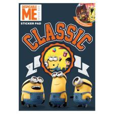 Minions A4 Sticker Pad