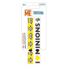 Minions Festival Wristbands 2 Pack