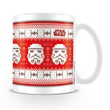 Star Wars Stormtrooper Christmas Boxed Mug