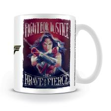 Wonder Woman Fight For Justice Mug