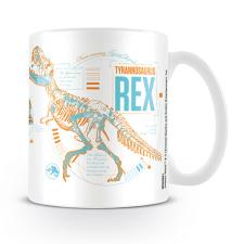 Jurassic World T Rex Stats Boxed Mug