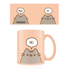 Pusheen (Hello Goodbye) Coffee Mug