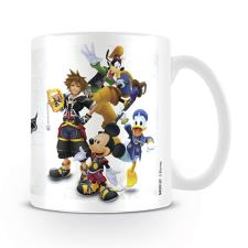 Disney Kingdom Hearts Group Boxed Mug