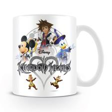 Disney Kingdom Hearts Logo Boxed Mug