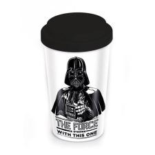 Star Wars Darth Vader The Force is Strong Travel Mug