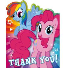 My Little Pony Party Thank You Pack