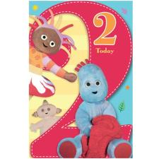 2 Today In The Night Garden Birthday Card