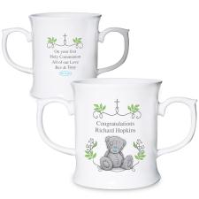 Personalised Me To You Bear Double Handled Mug
