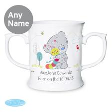 Personalised Tiny Tatty Teddy Cuddle Bug Babys Mug
