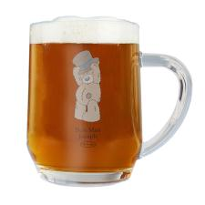 Personalised Me to You Bear Wedding Tankard