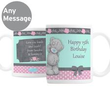 Personalised Me to You Bear Pastel Belle Mug