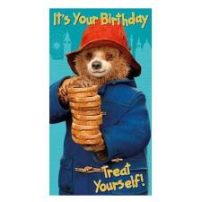 Its Your Birthday Paddington Bear Birthday Card
