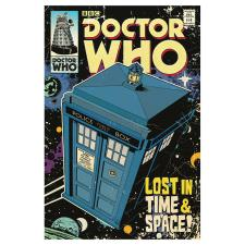 Doctor Who Lost in Time & Space Maxi Poster