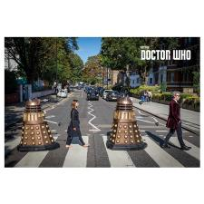 Doctor Who Abbey Road Maxi Poster