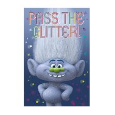 Trolls Pass The Glitter Guy Diamond Maxi Poster