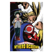My Hero Academia All Might Flex Maxi Poster