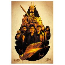 Star Wars Solo Montage Maxi Poster