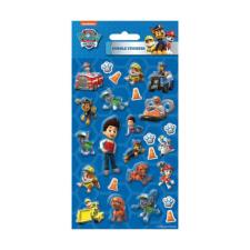 Paw Patrol Bubble Sticker Sheet