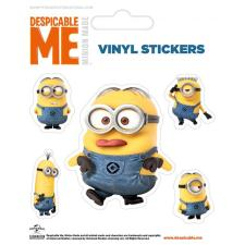 Rendered Minions Vinyl Stickers