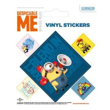 Minions Characters Vinyl Stickers