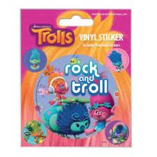 Trolls Rock and Trolls Vinyl Stickers