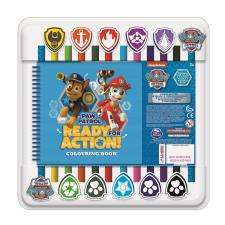 Paw Patrol Doodling Fun 25 Piece Colouring Set