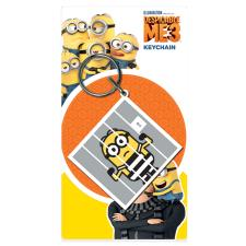 Despicable Me Minions In Jail PVC Keyring