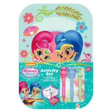 Shimmer & Shine Shaped Crayons Activity Set