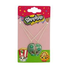 Shopkins Best Friends BFF Charm Necklaces