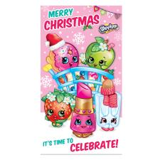 Shopkins Merry Christmas Card