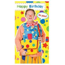 Mr Tumbles Something Special Happy Birthday Card