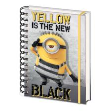 Despicable Me Minions A5 Wiro Notebook