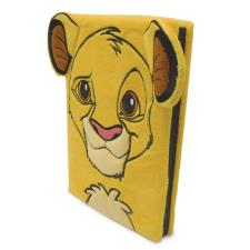 The Lion King Simba Plush A5 Notebook