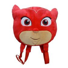 PJ Masks Owlette Plush Backpack