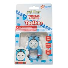 My First Thomas & Friends Silicon Teether
