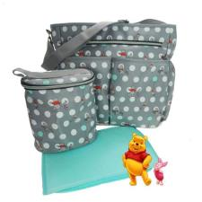 Winnie The Pooh Messenger Style Changing Bag Set