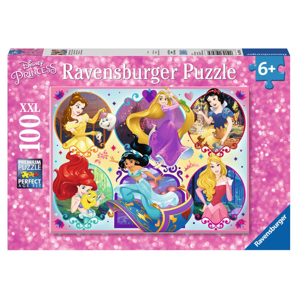 06a6d4af581 Disney Princess Mosaic Collection XXL 100pc Jigsaw Puzzle (10796 ...
