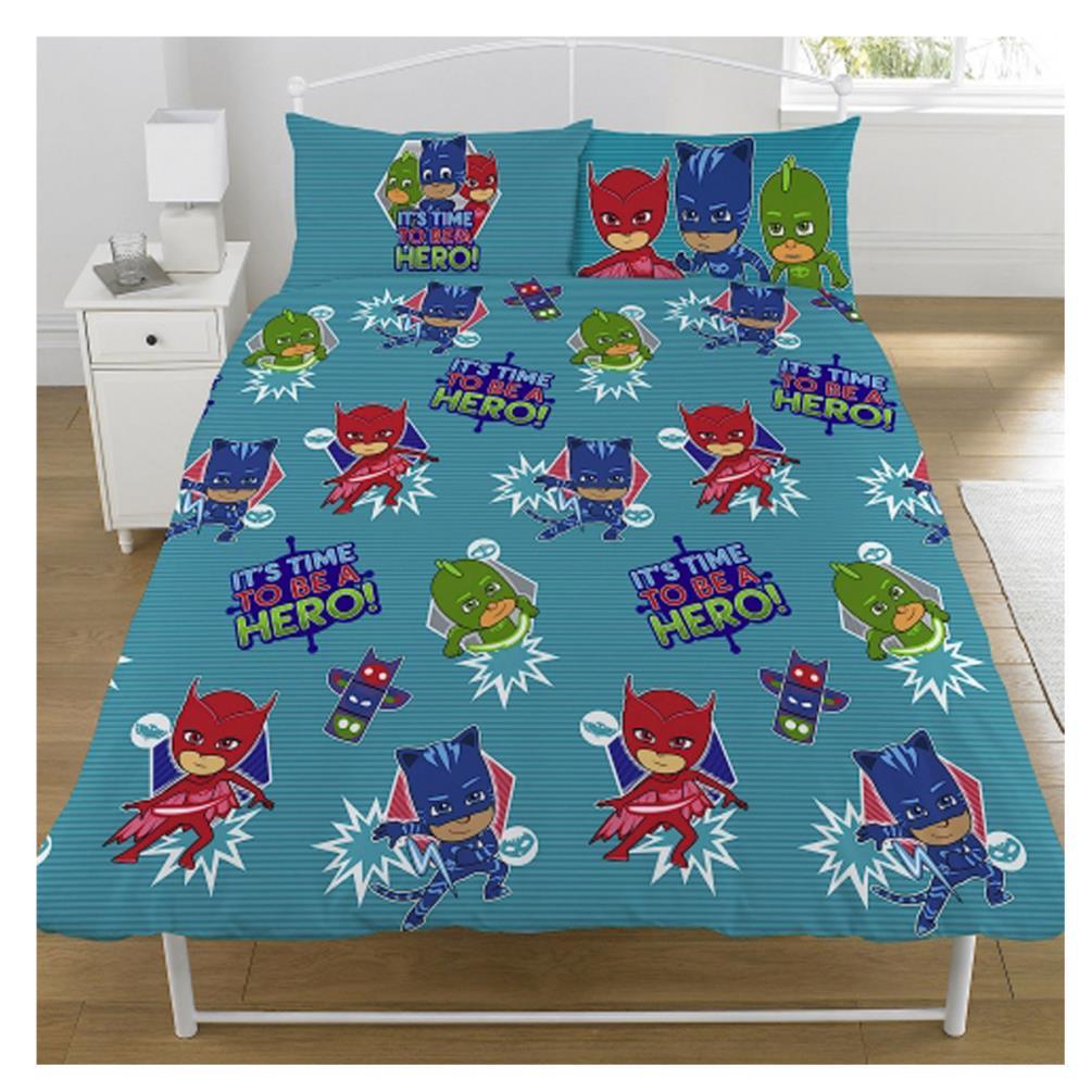 Transformers Hero Reversible Single Duvet Bedding Set Kids BEA Hero Bed Set
