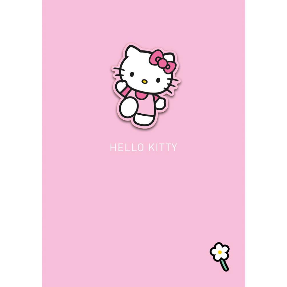 Pink Hello Kitty Card (234855)