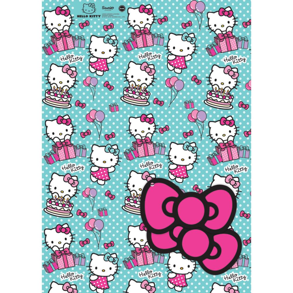 c59da7d79 Hello Kitty Gift Wrap & Tags (237238) - Character Brands