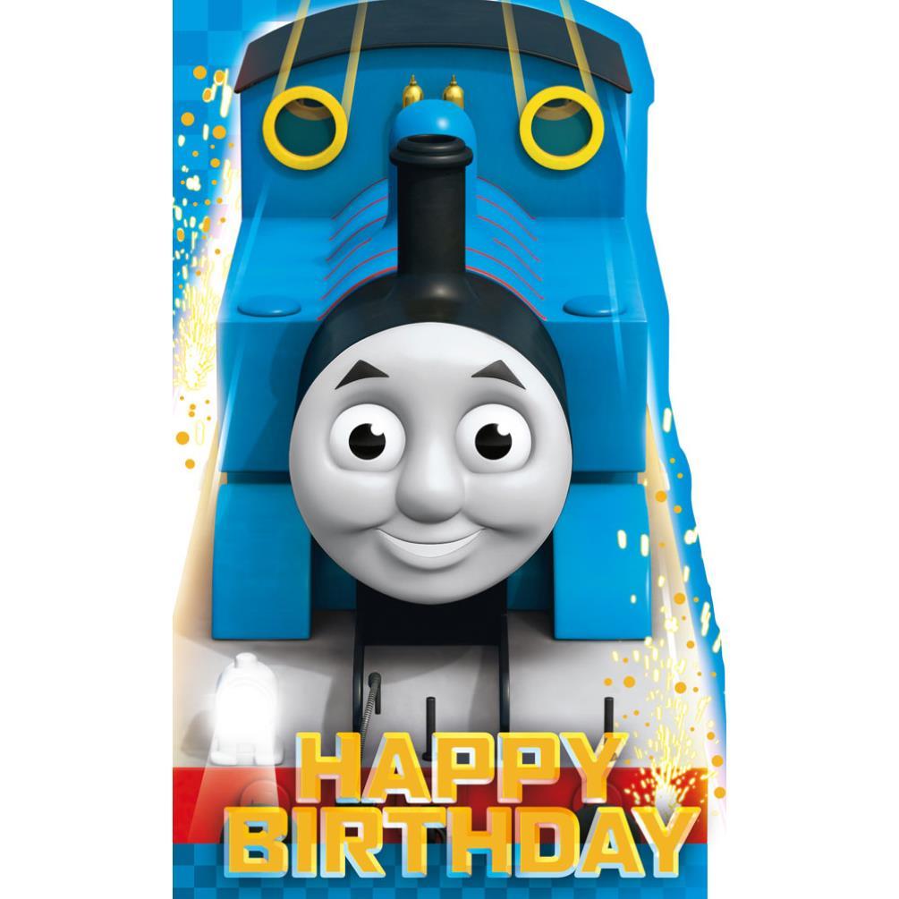 Thomas The Tank Engine Birthday Cake Asda