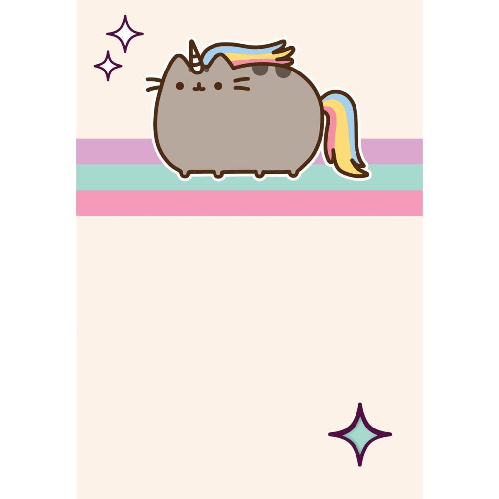 Pusheen Unicorn Greetings Card 245349 Character Brands