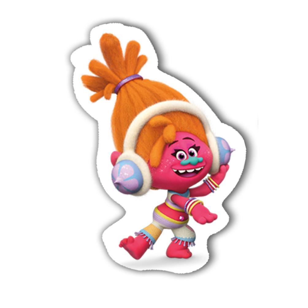 trolls dj suki small eraser 32707112 character brands