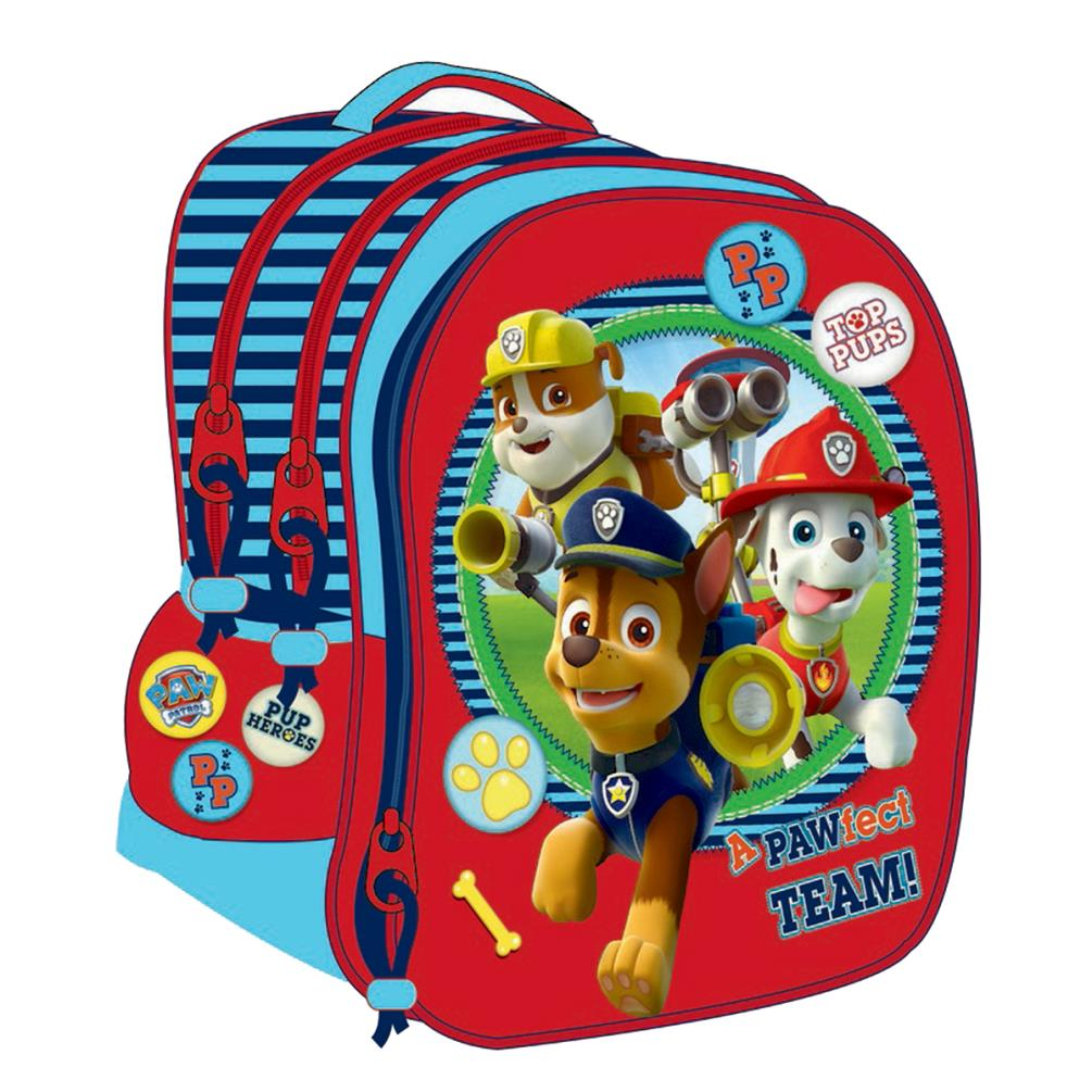 f23dc124f62 Paw Patrol A Pawfect Team Backpack (334-17031) - Character Brands
