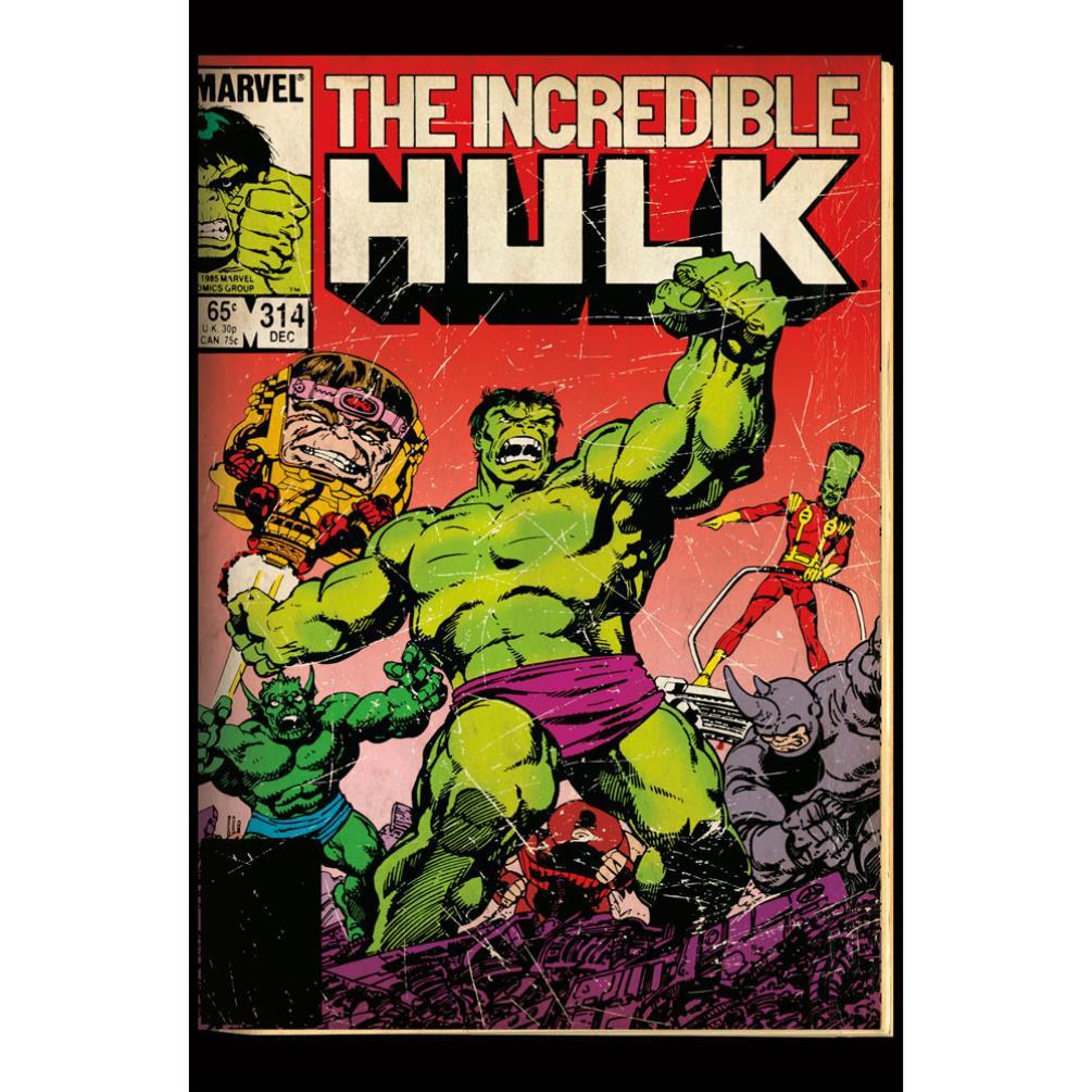 Free Comic Book Day Hulk Heroclix: Incredible Hulk Comic Book Card (386548-0-1)