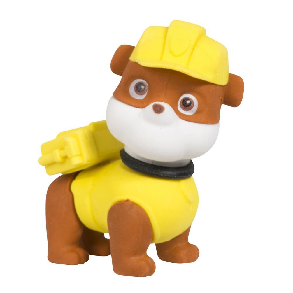 Paw Patrol Rubble 3d Puzzle Eraser 5055114332269