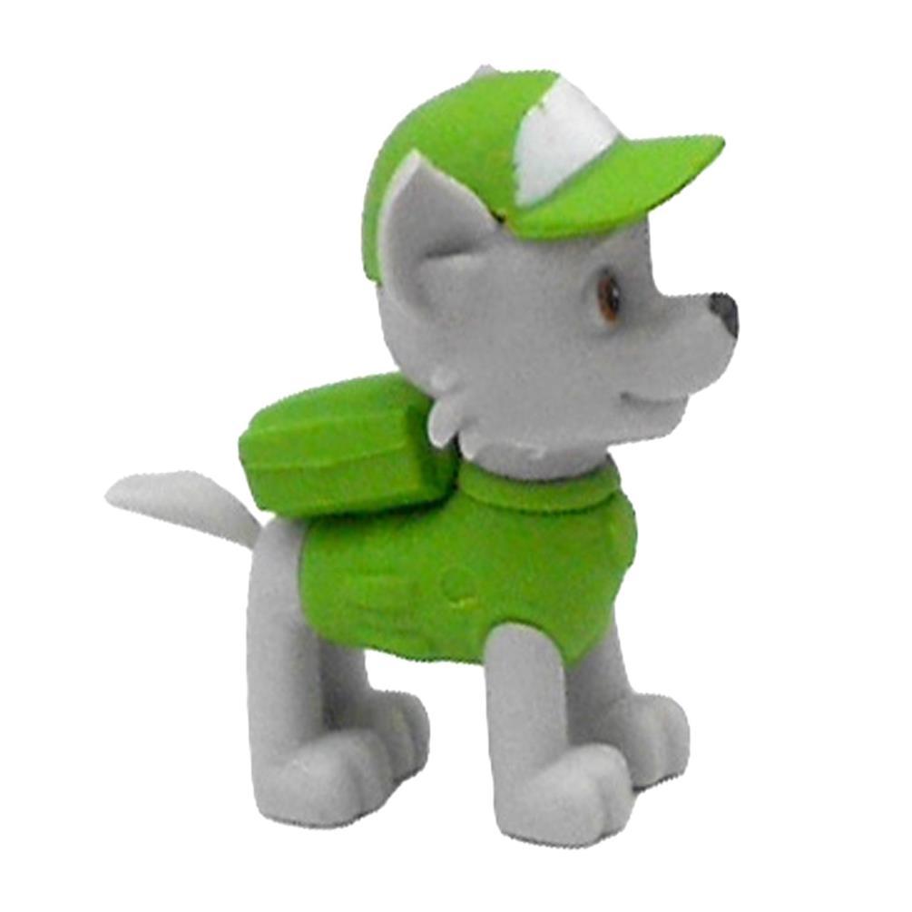 Paw Patrol Rocky 3d Puzzle Eraser
