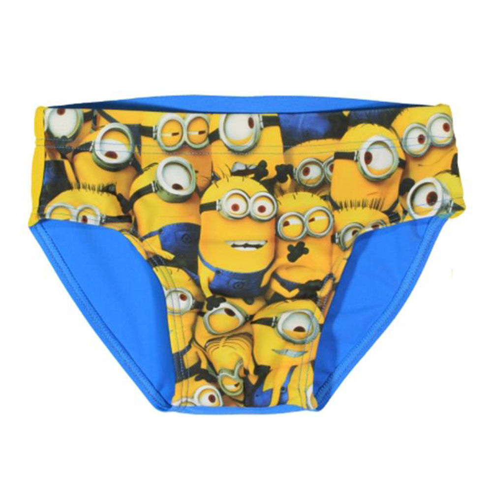 a00e2d6c9d9 Many Minions Blue Swimming Trunks (5901854818825B) - Character Brands