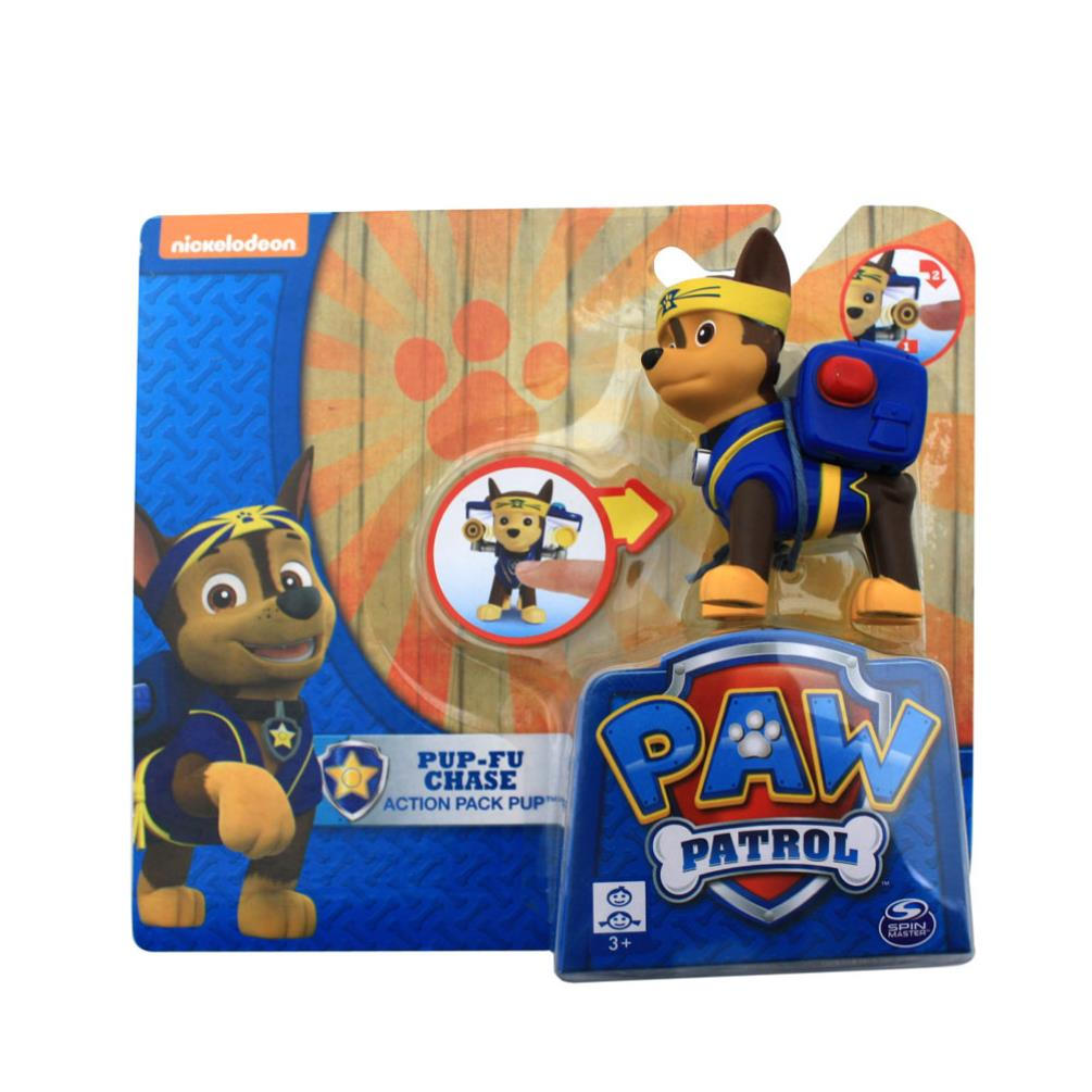 cd1f58b76 Paw Patrol Action Pack Pup Chase Toy Figure (778988129494-6 ...